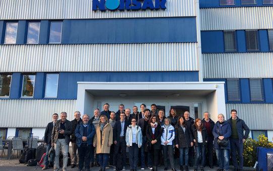 5th LiquefACT Consortium Meeting